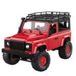 Оригинал MN-901/122.4G4WDRcАвто С передним Светодиодный 2 Корпус Rock Rock Crawler Monster Truck RTR Toy