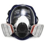 Оригинал 15 в 1 Окраска для респиратора Facepiece 3M 6800 Full Face Gas Маска