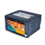 Оригинал 6.2 дюймов Авто DVD-плеер 2 DIN Радио Стерео Android 6.0 Видеорегистратор Задняя камера GPS WIFI