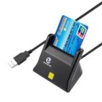 Оригинал ZoweetekZW–12026–3 EMV USB Smart Card Reader Writer DOD Военный USB
