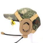 Оригинал ТактическийBowmanEliteIIГарнитураНаушник для Z-TAC Bowman Односторонние наушники Airsoft Accessories