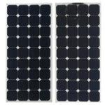 Оригинал Elfeland SP-27 120W 19V гибкая солнечная энергия Солнечная панель с 1,5-метровым кабелем для дома RV Лодка