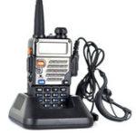 Оригинал Baofeng UV-5RE Dual Стандарты 136-174 / 520-479.995 MH Two Way Радио Walkie Talkie