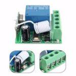 Оригинал 20шт DC12V 10A 1CH 433MHz Беспроводное реле RF Дистанционное Управление Переключатель Приемник Модуль