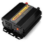 Оригинал 600 Вт Пиковый инвертор мощностью 12 В / 24 В до 220 В-240 В Цифровой модифицированный синусоидальный преобразователь