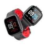 Оригинал BakeeyQW121.3'IPSBigэкран Dynamic HR Контроль артериального давления Фитнес Tracker Smart Watch