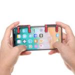 Оригинал L1R1 Gaming Trigger Fire Button Мобильный телефон Shooter Game Controller для PUBG