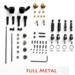 Оригинал WPL Original Full Metal OP Аксессуары для монтажа Металл Набор B14 B24 B26 C14 C24 Для деталей 1/16 RC Авто