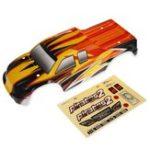 Оригинал ZD Racing 9116 08427 1/8 2.4G 4WD Бесколлекторный Rc Авто Запасные части кузова