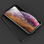 Оригинал Rock7DCurvedSoftЭкранныйтемный защитный экран для iPhone XS Макс. 0,23 мм полноэкранная пленка