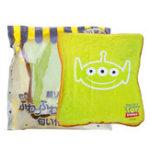 Оригинал Alien Big Expression Хлеб Squishy Toy 12CM медленно растет с упаковкой