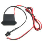 Оригинал 20PCS LED Контроллер света полосы для 1-10M DC12V El Провод Glow Flexible Neon Decor
