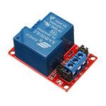 Оригинал 5шт BESTEP 1 Канал 5V Релейный модуль 30A с поддержкой изоляции оптопары Высокий и низкий уровень триггера для Arduino