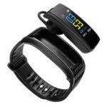 """Оригинал XANESY3Plus0,96""""OLEDцветной сенсорный экран Smart Bracelet Bluetooth шагомер для наушников Сердце Цена Монитор Фитнес Smart Watch"""