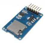 Оригинал 100pcs Micro TF карта памяти щит Модуль SPI Micro карты памяти адаптер для Arduino