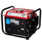 Оригинал  220V 1000W портативный генератор генератора инвертора газа На открытом воздухе Главная резервная копия питания