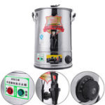 Оригинал 30LЧайКотелизнержавеющейстали Электрическая горячая вода для кипячения Термическая ведро для ведро