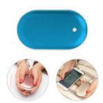 Оригинал 5000mAhPowerBankHandWarmerКемпинг Мобильный USB Mini Нагреватель Портативное зарядное сокровище