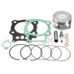Оригинал Поршневые кольца Прокладка Spark Штекер Набор Комплект для Honda Rancher TRX350 TRX 350 2000-2006
