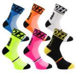 Оригинал DH Sports Мужская женская Велоспорт Подушка экипаж Sock