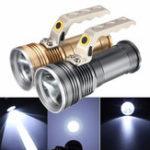 Оригинал Высокая яркость 3000Lumens 4Modes Portable На открытом воздухе LED Фонарик