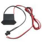 Оригинал 5PCS DC12V LED Контроллер света полосы для 1-10M El Провод Glow Flexible Neon Decor