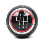 Оригинал 6 Ручная регулировка скорости Авто Ручка переключения передач для Audi A4 S4 B8 8K A5 8T Q5 8R S Линия 07-15