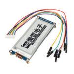 Оригинал Waveshare® 2.9 дюймов Экран E-ink Дисплей Электронный бумажный модуль Интерфейс SPI Частичное обновление для Arduino Raspberry Pi