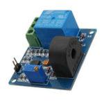 Оригинал 3Pcs DC 12V 5A Защита от перегрузки по току Датчик Модуль AC Current Detection Relay Module Switch Output