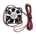 Оригинал 5шт. Creality 3D® 40 * 40 * 10 мм 24V Высокоскоростной DC Бесколлекторный 4010 Вентилятор охлаждения сопла для 3D-принтера Ender-3