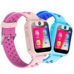 """Оригинал XANESS61.44""""цветнойсенсорныйэкран Водонепроницаемы Kids Smart Watch камера SOS GPS Детский безопасный браслет"""
