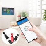 Оригинал Baseus2in1MetalMini Type-c IR Дистанционное Управление Пылезащитная вилка для Samsung Xiaomi Mobile Phone