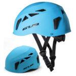 Оригинал GUBD6СкалолазаниеABSШлемс пряжкой из ультрафиолетового света Защитный шлем Регулируемый размер