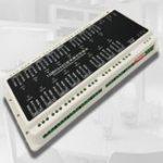 Оригинал DC 9-30V 16-канальный RS485 Коммуникационный релейный модуль Промышленный класс PLC Автоматизация Интеллектуальный коммутатор Дистанционное Упр