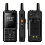 Оригинал ALPSF40ВодонепроницаемыGPS/BDS Android 6.0 Smart Intercom Mobile Walkie Talkie Телефон 4000mAh Li-Polymer аккумулятор 240h Standby 43 Языки
