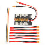 Оригинал Липоион Lipo 1S-3S XT30 B6 Батарея Плата линейного зарядного устройства