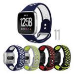 Оригинал KALOADСиликоновыйSmartWatchЗаменаСтандарты Breathable Bracelet Strap Ремень Для ПоместитьсяbitVersa Smart Watch