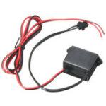 Оригинал 10PCS LED Контроллер света полосы для 1-10M El Провод Glow Flexible Neon Decor DC12V