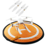 Оригинал 4PCS Xiaomi Mi Drone РУ Квадрокоптер Запасные части CW / CCW Propeller для версии 4K