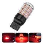 Оригинал 1Pcs T20 7440 3014 144LED Авто Поворотные сигнальные огни Красный стоп-сигнал Лампа Лампа 4.2W DC12V