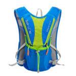 Оригинал NylonНаоткрытомвоздухеСумкиПоходный рюкзак Жилет Водонепроницаемы Бегущий велосипедный рюкзак для воды 2L Сумка Для мужчин
