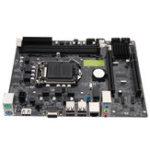 Оригинал Компьютерная материнская плата DDR3 1156-контактный A2 с HDMI для Intel H55 Разъем LGA 1156 CPU