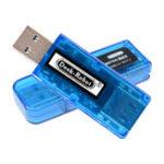 Оригинал OLED Дисплей DC 3.7-22V USB 2.0 3.0 65W 3A Тестер детектора силы тока тока Батарея Вольтметр Ammeter Charger Doctor