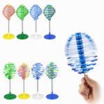 Оригинал Оболочка Lollipop Creative Decompression Art Lollipopter Helicone Детские игрушки Настольный декор