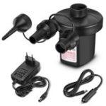 Оригинал Drillpro Электрический воздух Насос Надувной Насос для матрасов Airbed Toys Кемпинг Бассейн