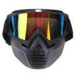Оригинал Анти Fog Eyewear мотоцикл Bike Full Face Маска Защитные очки для ног