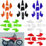 Оригинал мотоцикл Fender Fairing Set для CRF70 Pit Bike 125cc 140cc 160cc