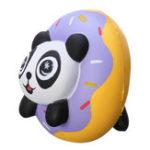 Оригинал Panda Пончик Squishy 8,8 * 8,8 * 7 см Soft Медленная роспись Коллекция подарков Декор Игрушка