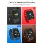 """Оригинал XANESP11.3""""Цветнойэкран IP67 Водонепроницаемы Smart Bracelet Сердце Оценить артериальное давление Монитор Fintesss Sport Smart Watch mi band"""