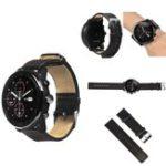 Оригинал Bakeey Замена Натуральная Кожа Часы Стандарты для Xiaomi Amazfit Huami Strato Sports Smart Watch 2